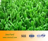 Tappeto erboso sintetico fibrillato dell'erba del filato per gioco del calcio, calcio, campi di sport