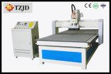 Machine en bois de commande numérique par ordinateur de Tableau d'Absorptional de vide
