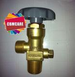Valvola d'ottone Cga540 dell'ossigeno per le bombole per gas