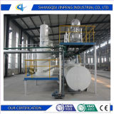 EU Standard Easy zu Install Waste Rubber Tire Recycling Machine