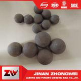 Bolas de pulido forjadas alta dureza para el molino de bola