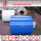Color Prepainted bobina de aço galvanizado laminados a frio