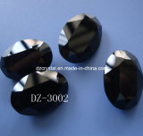 Branelli di cristallo della parte posteriore decorativa del punto della fabbrica della Cina per la fabbricazione dei monili