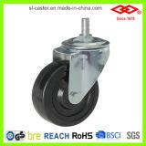 рицинус фикчированной плиты трудной резины 125mm промышленный (D102-53B125X32)