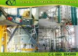 Girare l'impianto di lavorazione dell'olio della crusca di riso di progetto chiave 30TPD