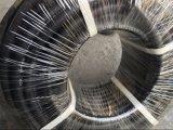 Fil d'acier tressé en caoutchouc flexible de la station de gaz