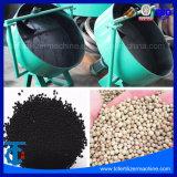 Resíduos de estrume animal Disc adubo orgânico Granulator linha de processo