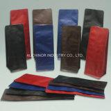Fabrik-Zoll lamellierte Aluminiumfolie-Plastikkaffee-verpackenbeutel