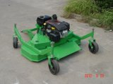 Acabado del cortacésped para ATV usando (con motor de gasolina auto, 1200 mm y 1500 mm y 1800 ancho de trabajo)