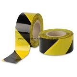 Muilticolor LDPEの道の警告テープ
