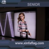 Aluminio Publicidad al aire libre Slim impermeable LED Light Box