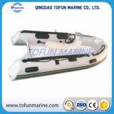 Bateau pneumatique gonflable en PVC Hypalon / PVC (RIB250)