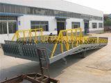 6tons - пандусы тяжелого ярда емкости 15tons регулируемого гидровлического дешевые для нагрузки тележки