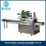 Hight 속도 수평한 쪄진 빵 포장 기계 감싸는 기계