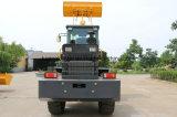 Op zwaar werk berekende 2 Ton van de Lader met 92kw Motoren