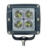 3inch 10-30V 12W LED Jeep Work Light