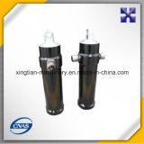 Mini cilindro hidráulico para el acoplado del vaciado