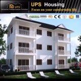 Pièces de maison préfabriquée villa de trois étages avec 3D Photo
