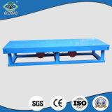 안전과 효율성 건축 기계 벽돌 형 진동 테이블