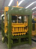 Ladrillo del cemento Qt12-15 que hace el equipo, bloque de la pavimentadora que se enclavija que hace la máquina