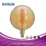 Ampola do filamento elevado do diodo emissor de luz do lúmen G80/G95/G125