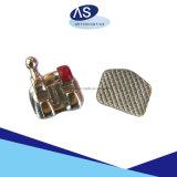 Parentesi materiale del metallo di ortognatodonzia dentale