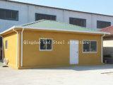 アンゴラの鉄骨構造の経済的なプレハブの家(KXD-PHT017)