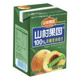 500 ml de jugo de ladrillo de caja de cartón aséptico