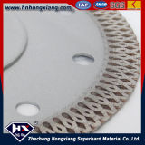 Ceramic Tile/Good Quality를 위한 사이클론 Mesh 터보 Diamond Saw Blade