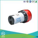 Luz indicadora do painel de controle da UTL Ad108-22BS cores diferentes