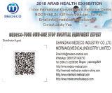 Medische Elektrische Rolstoel 6-77 van de Apparatuur
