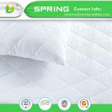Sin ruido transpirable libre vinilo protector de colchón impermeable cubierta Defender