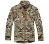 Jupe extérieure de camouflage de l'hiver d'hommes de couleurs, jupe tactique