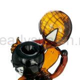 MiniSpiderman GlasShisha Pfeife-Fabrik-direktes Zubehör (G08)