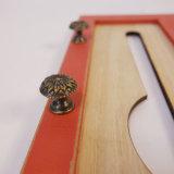 Gancio decorativo personalizzato dell'annata dell'OEM della parete di legno calda della cucina