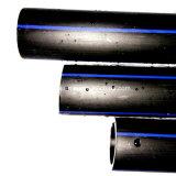 Труба HDPE трубы полиэтилена высокой плотности ISO SDR17 Dn 140mm драгируя