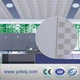 Panneau de mur de PVC du type élégant WPC