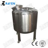 Depósito de agua portátil de acero inoxidable tanque de almacenamiento móvil