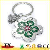 도매 싼 세트 선물 금속 Keychain