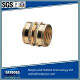 CNCの機械化の銅の黄銅の非標準締める物および付属品