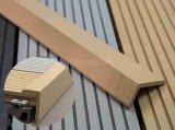 Decking en bois imperméable à l'eau du plastique Flooring/WPC Vinyle de PE de qualité