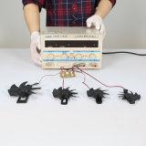 ventilatore assiale di raffreddamento senza spazzola del ventilatore di CC del basamento di 110mm 5V -24V