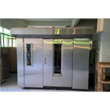 Horno rotatorio del estante del gas de la máquina 64-Tray de Bered de la hornada de la fábrica verdadera