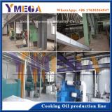 Qualidade superior de pequenas e grandes instalações de produção de óleo completo