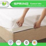 Lo stile del re Size Cotton Terry Fitted di lusso impermeabilizza il Encasement 100% del materasso una garanzia da 10 anni
