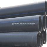 Tubo del HDPE de la garantía de calidad SDR13.6 del Dn 110m m con buen servicio