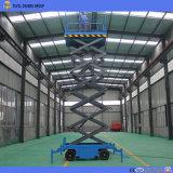 Scissor bewegliche hydraulische Sjy0.3-6 Aufzug-Tisch