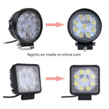 Emark 27W Round/Public garden 4inch LED Work Light for Truck/Forklift/Trailer card