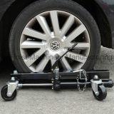 Гидровлическое колесо автомобиля идет тележка Jack для сбывания