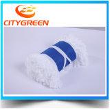 Lavette de poussière à séchage rapide de traitement d'acier inoxydable